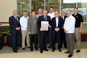 Honda Recognizes UGN Monroe Plant with Honor of Distinction