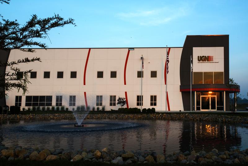 The Ugn Monroe Ohio Facility